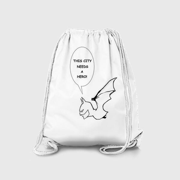 Рюкзак «Бетмен #2»