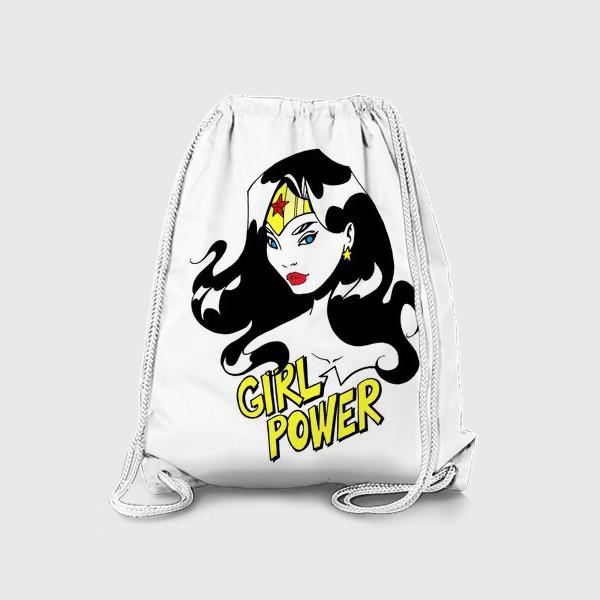 Рюкзак «Wonder Woman. Попарт/Комикс»