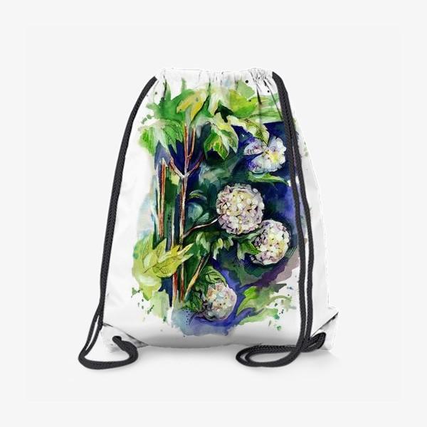 Рюкзак «Цветы калины»