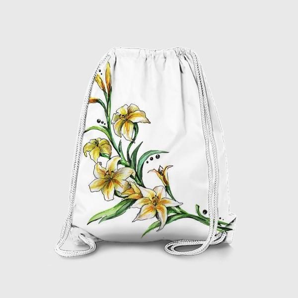 Рюкзак «Гладиолус»