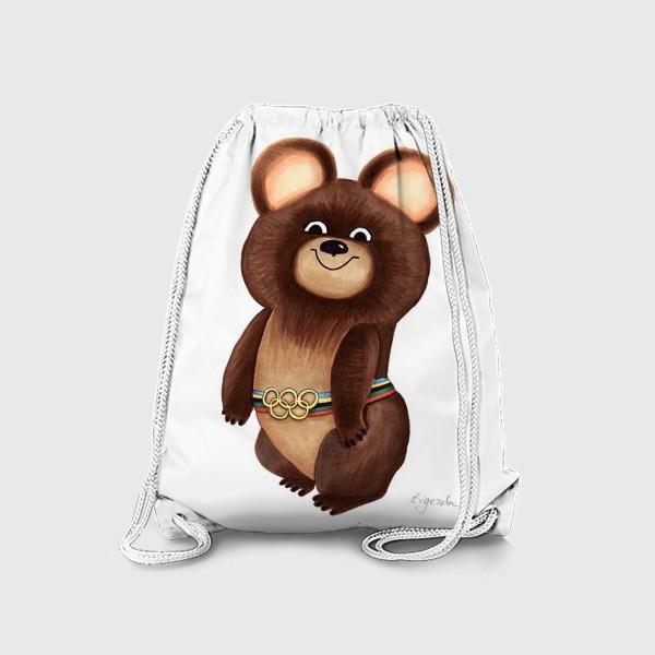 Рюкзак «Олимпийский мишка»