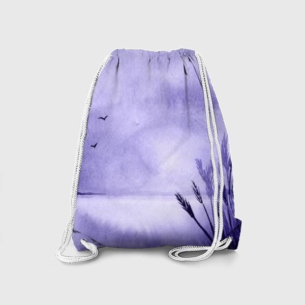 Рюкзак «Озеро. Пейзаж»