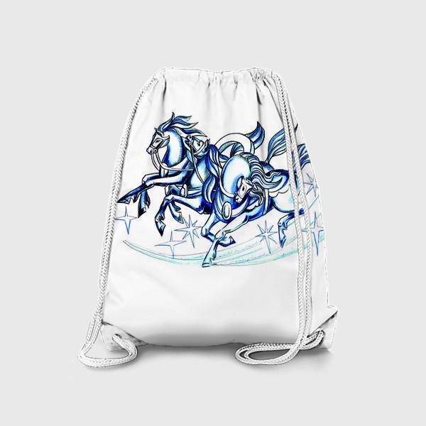Рюкзак «Тройка »