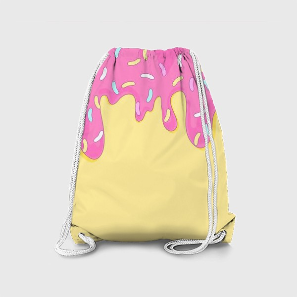 Рюкзак «сладкий как пончик»