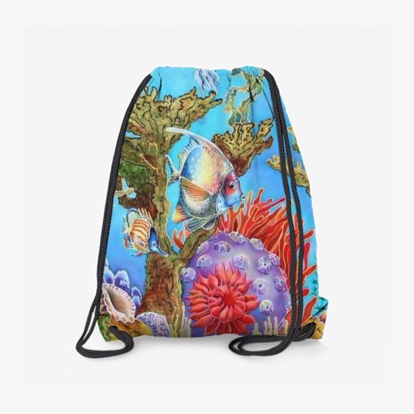 Рюкзак «Коралловый риф »