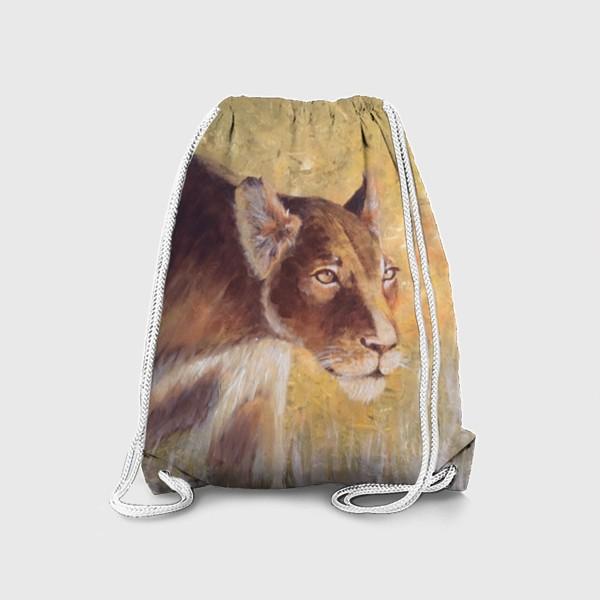 Рюкзак «Львица»