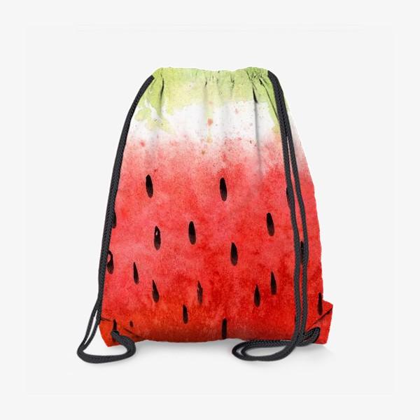Рюкзак «Арбузный принт»
