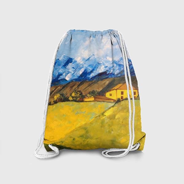 Рюкзак «Горный пейзаж»