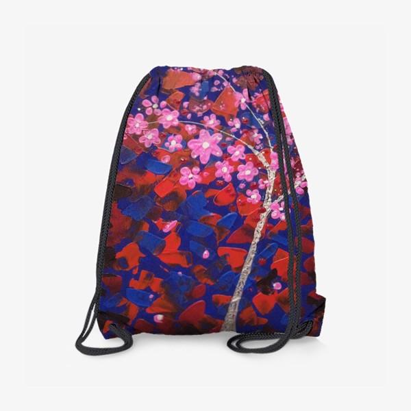Рюкзак «Цветущее Дерево»