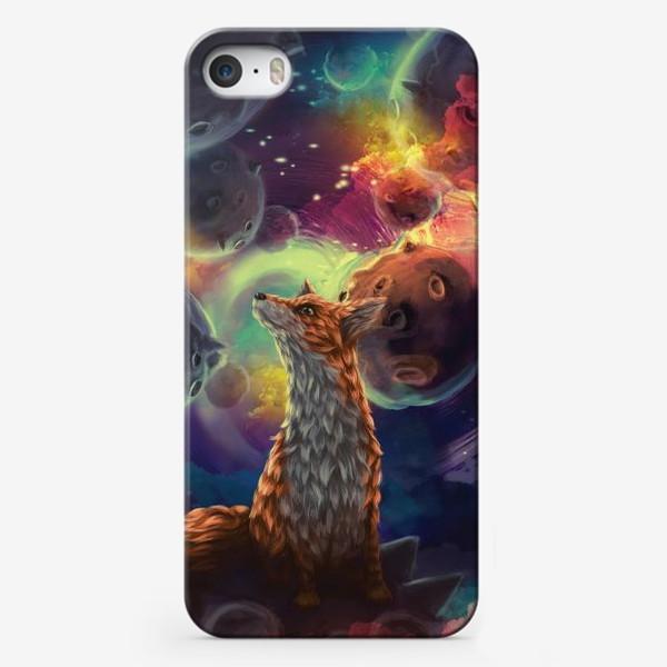 Чехол iPhone «Маленький принц»