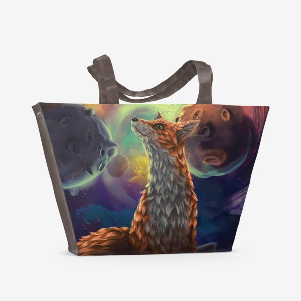 Пляжная сумка «Маленький принц»