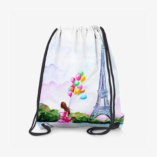 Рюкзак «Париж. Paris»