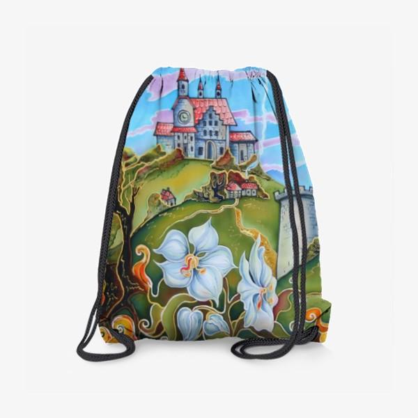 Рюкзак «Замки »