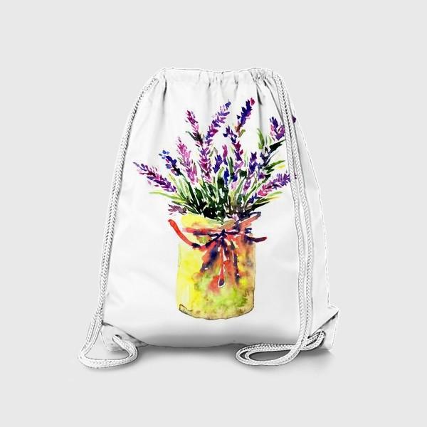 Рюкзак «Лаванда»