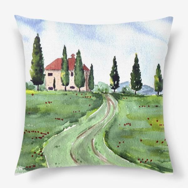 Подушка «Тоскана»