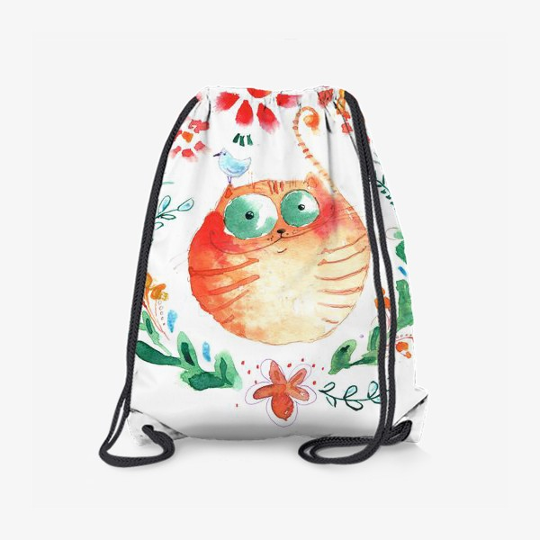 Рюкзак «Рыжий кот»
