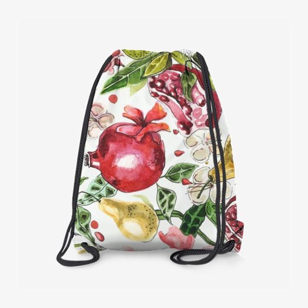 Рюкзак «spring fruits»