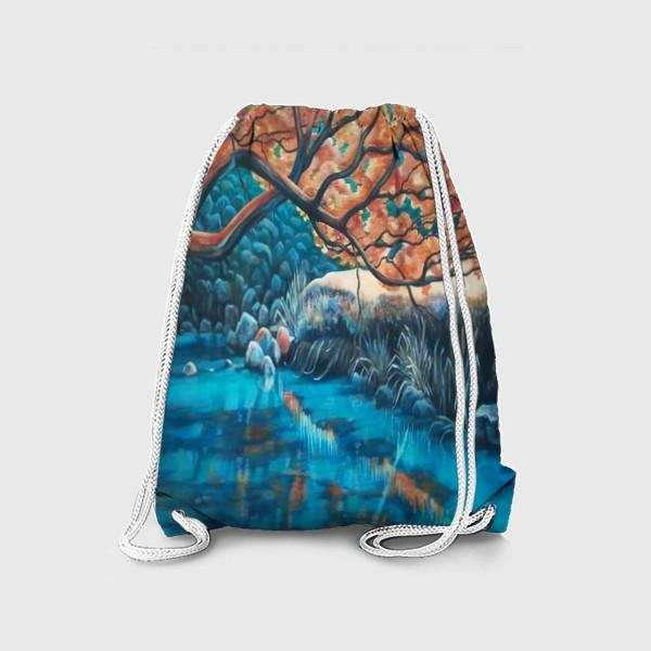 Рюкзак «Осенний пейзаж.»