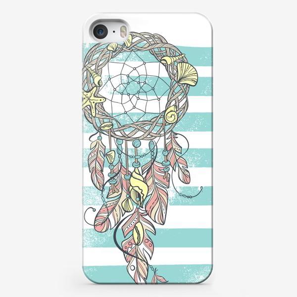 Чехол iPhone «Ловцы снов.»