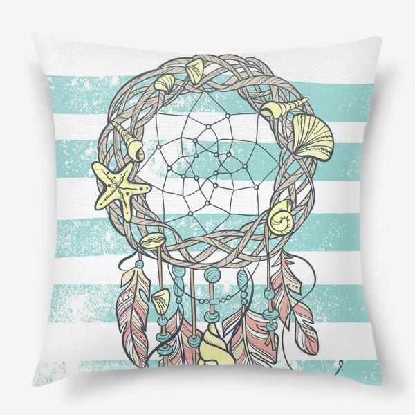 Подушка «Ловцы снов.»