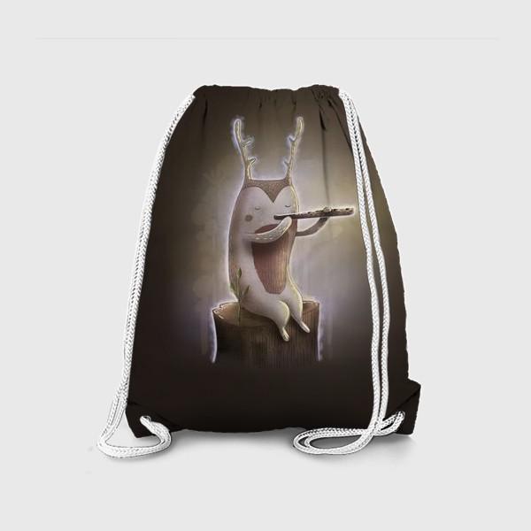 Рюкзак «Лесной музыкант»