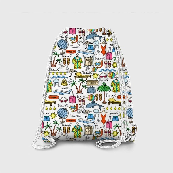 Рюкзак «К морю!»