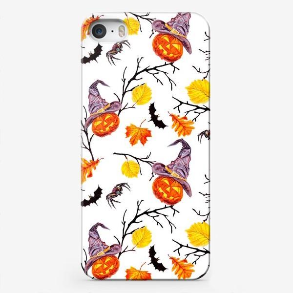 Чехол iPhone « Хэллоуин ( Halloween)»