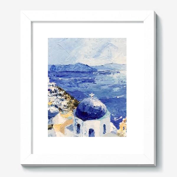 Картина «Santorini»