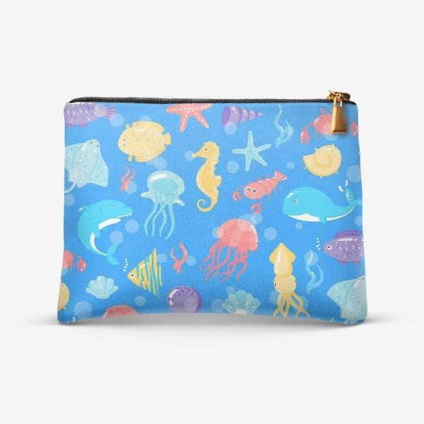 Косметичка «Подводный мир»