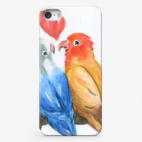 Чехол iPhone «Дуэт»