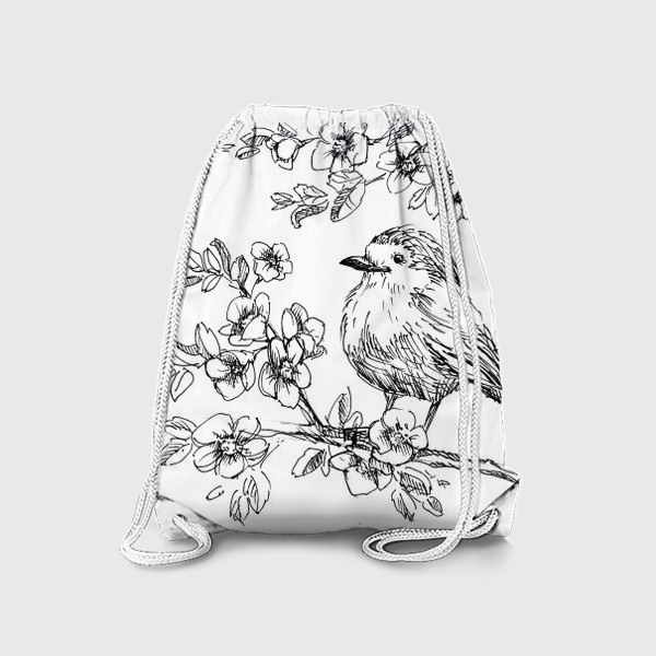 Рюкзак «Птичка»