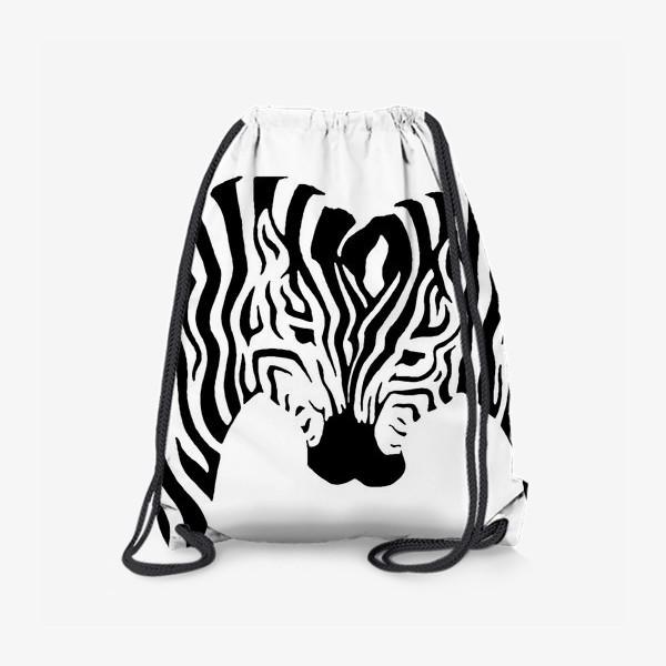 Рюкзак «Зебры »