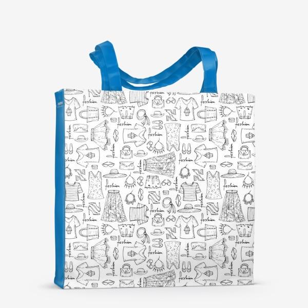 Сумка-шоппер «Мода»