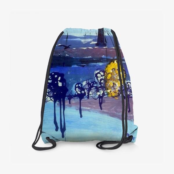 Рюкзак «ДЫХАНИЕ МОРЯ»