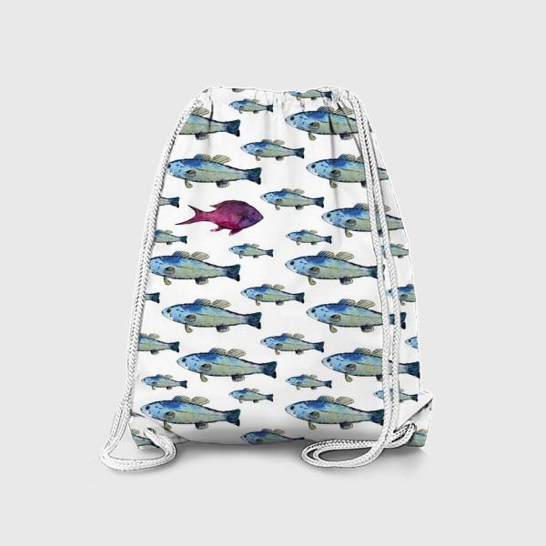 Рюкзак «Плыви своим путем»