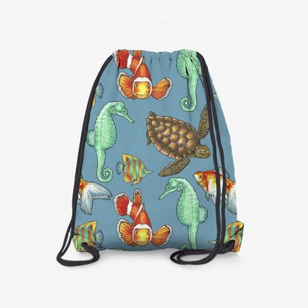 Рюкзак «рыбки 2»