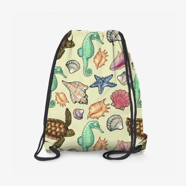 Рюкзак «Мечты о море»