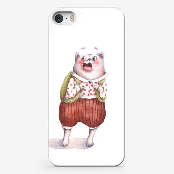 Чехол iPhone «Ученик»