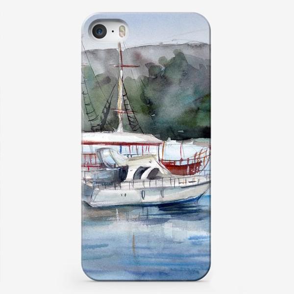Чехол iPhone «Корабли в Турции»