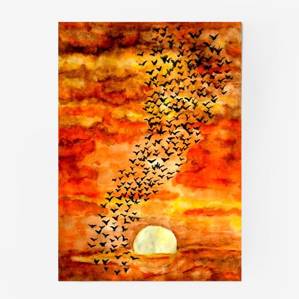 Постер «Закат»