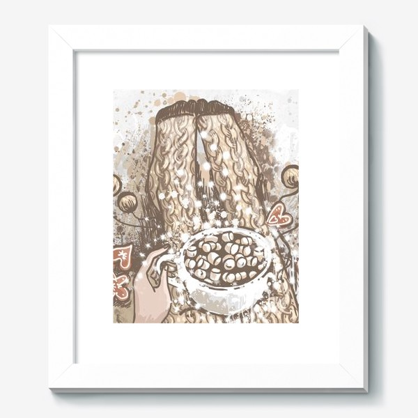 Картина «Какао»