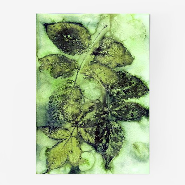 Постер «Листья. Сумерки.»