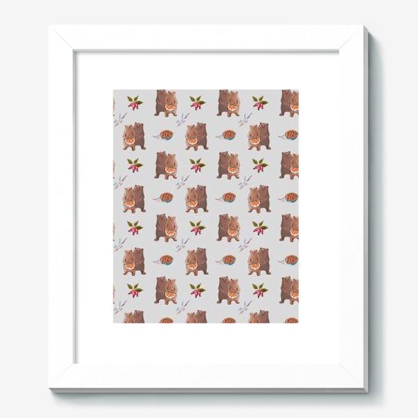 Картина «Мишкины сладости»