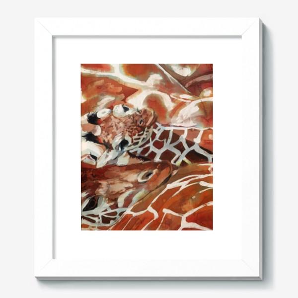 Картина «Жирафы»