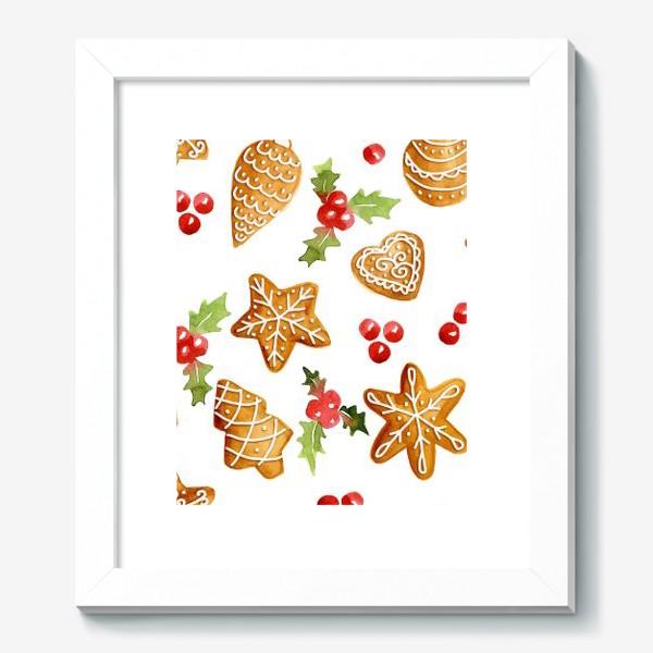 Картина «Рождественские имбирные  пряники »