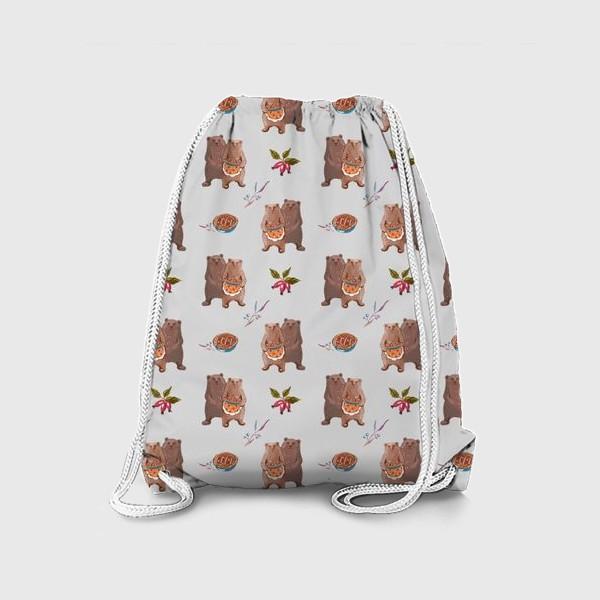 Рюкзак «Мишкины сладости»