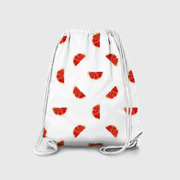 Рюкзак «Сочные грейпфруты»