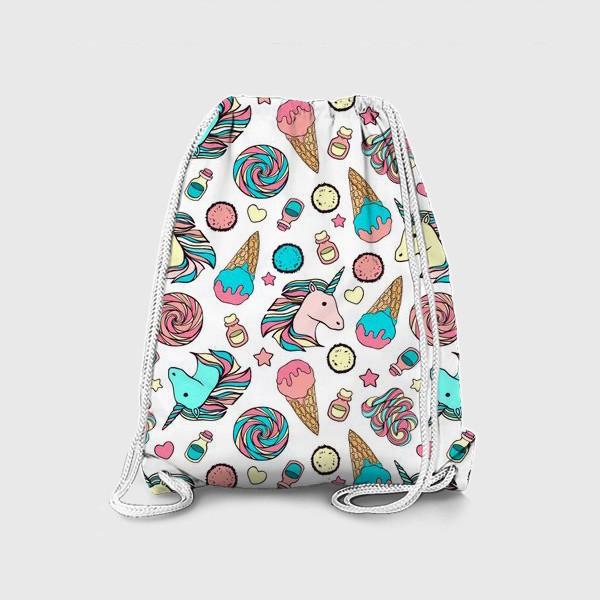 Рюкзак «Волшебные единороги»