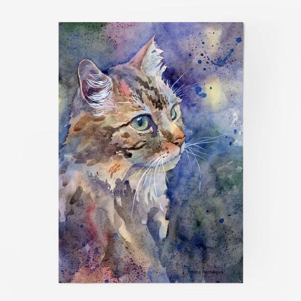 Постер «Рыжая кошка»