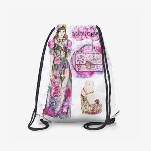 Рюкзак «Pink Dolce»